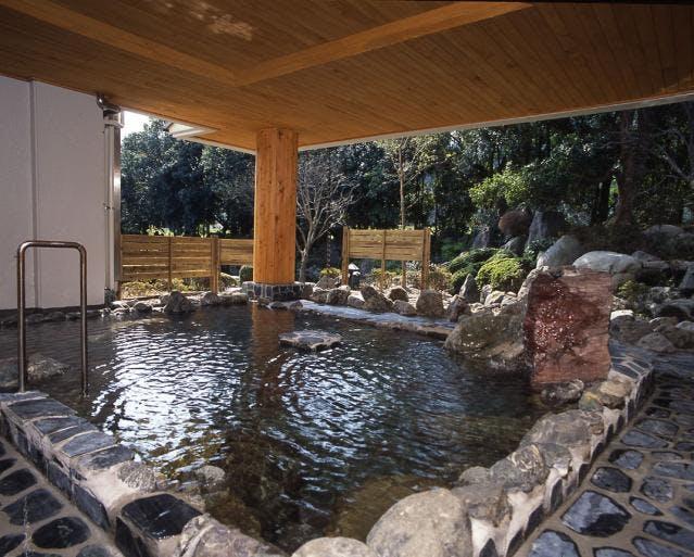 酒泉の杜 温泉