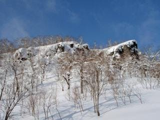 冬の九度山山頂