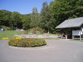 旭ヶ丘キャンプ場