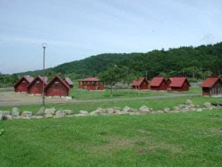 緑のふるさと公園愛冠野営場