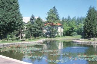 自然観察園(北水の池)