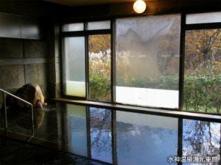水神温泉湯元東館