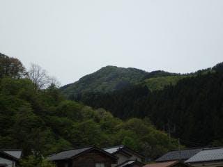 日本国(麓の小名部集落より)