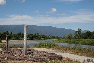 最上川発祥の地 夏