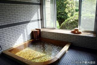 湯泉荘 浴槽