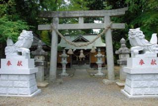 羽梨山神社