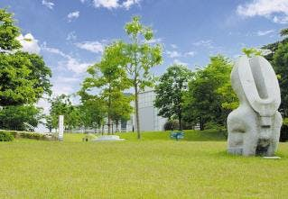 笠間芸術の森公園 園内
