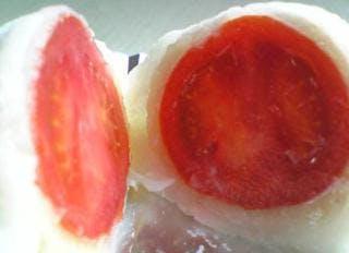 極トマト大福
