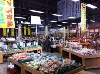 農家の直売所 とんとん市場