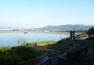 山本山 第一調整池 第二調整池