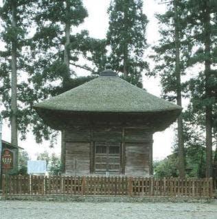 魚沼神社阿弥陀堂画像