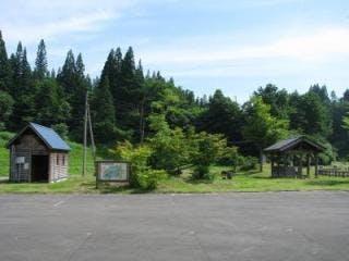 城川ダム公園