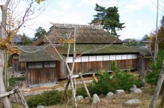 旧岩間家住宅