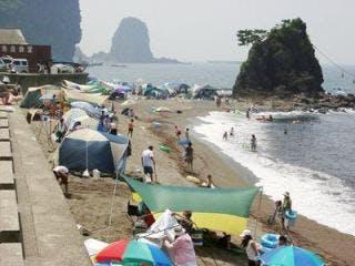 碁石キャンプ場