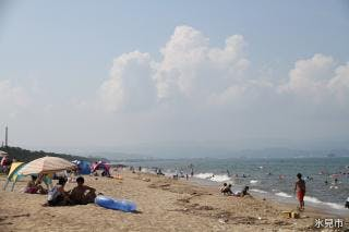 島尾海水浴場2