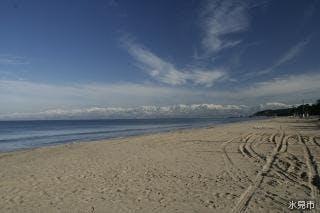 松田江の長浜