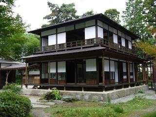 天真寺松桜閣