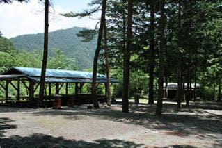 大沢オートキャンプ場