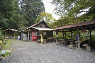 椿キャンプ場