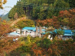 道志川荘キャンプ場