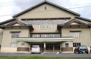 蛭川公民館(蛭子座)