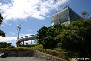 蔵王山展望台