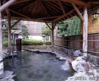 山の湯 湯元 三水園