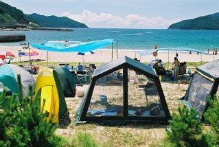 三木里キャンプ場