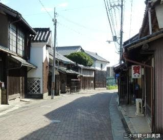 湯の山街道
