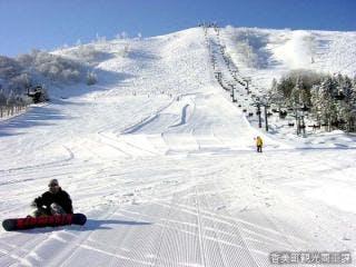 ハチ北スキー場