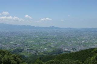 龍王山山頂