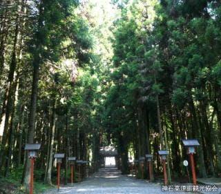 油木亀鶴山八幡神社
