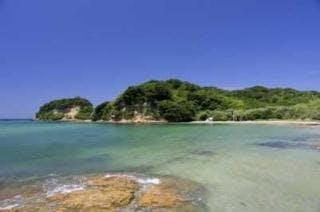 肥中海水浴場