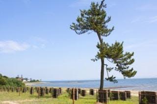 白土海水浴場