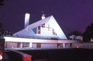 山口サビエル記念聖堂3
