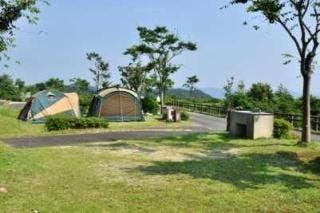 萩アクティビティパーク キャンプ