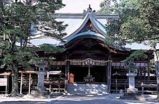 周防一の宮玉祖神社