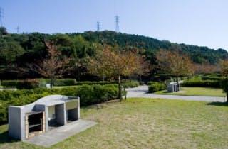 冠山総合公園オートキャンプ場2