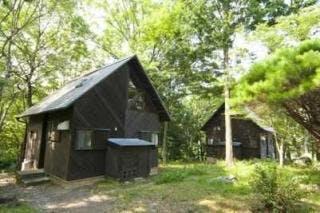 秋吉台家族旅行村キャンプ