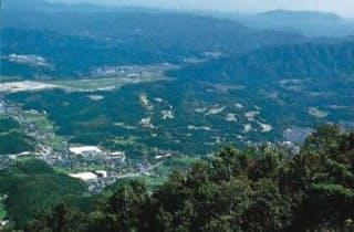 烏帽子岳ハイキングコース