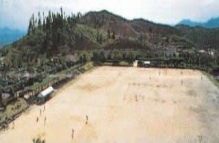 蜂ヶ峯総合公園グラウンド