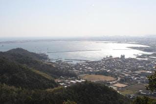 日峰山からの景色