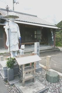 犬の墓太子堂