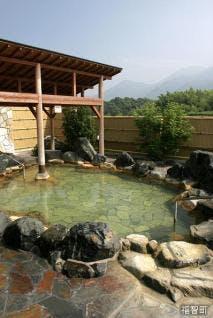 露店風呂(福智山)