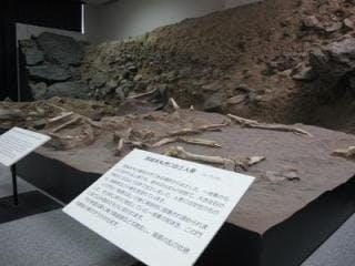 原城跡発掘出土品展示室