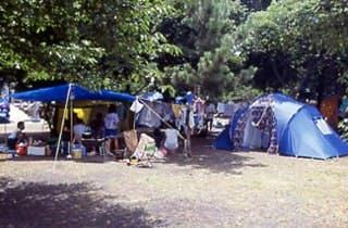 諏訪公園キャンプ場