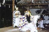寺崎の法印神楽