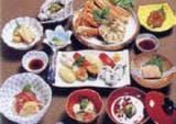 お寿司の会席料理